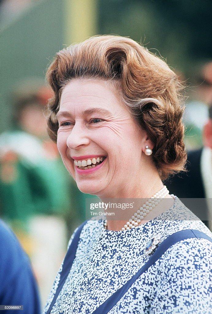 Queen Polo Windsor : News Photo