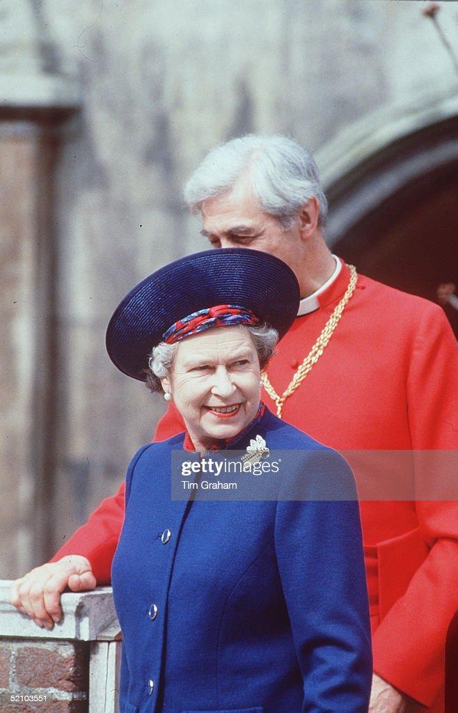 Queen Easter : News Photo