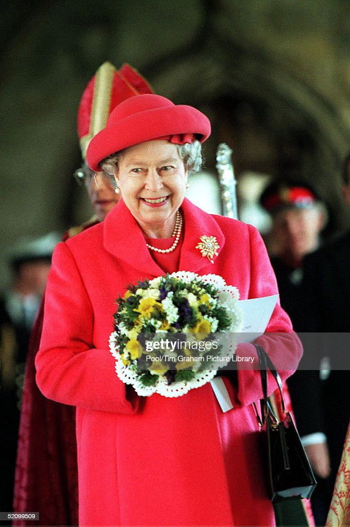 Queen Norwich : News Photo