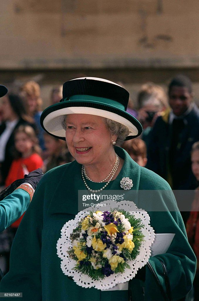 Queen Maundy : News Photo