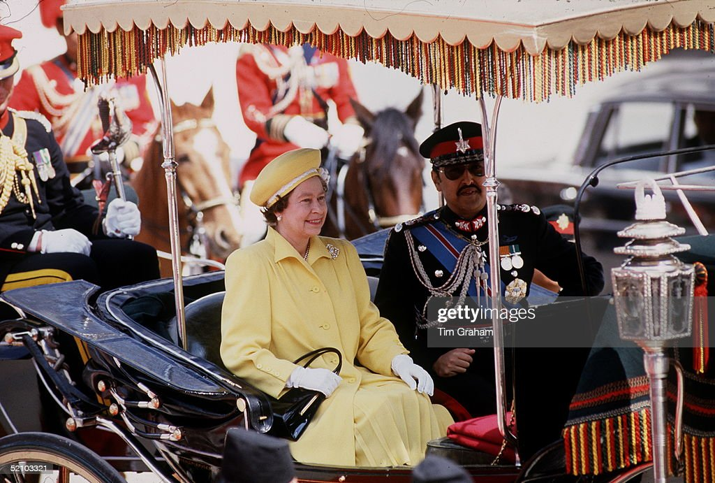 Queen King Of Nepal : News Photo