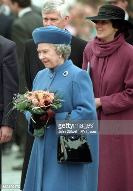 The Queen meets Czechs during her visit to Prague their capital The Queen and the Duke of Edinburgh later left the Czech Republic after a three day...