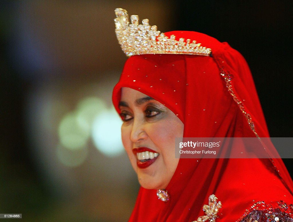 BRU: Royal Wedding Of The Crown Prince Of Brunei - Banquet : News Photo