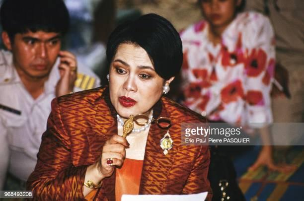 HRH The Queen of Thailand Queen Sirikit