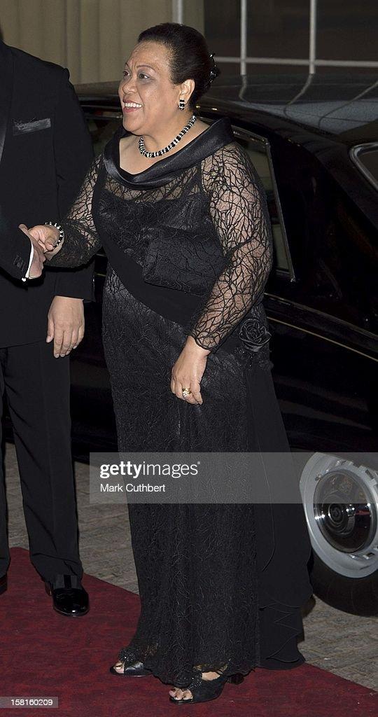 Sovereign Monarchs Jubilee Dinner : News Photo
