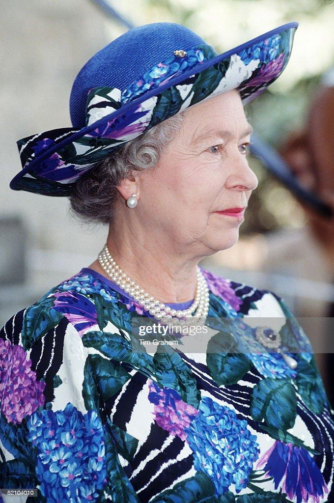 Queen In John Anderson Design : News Photo