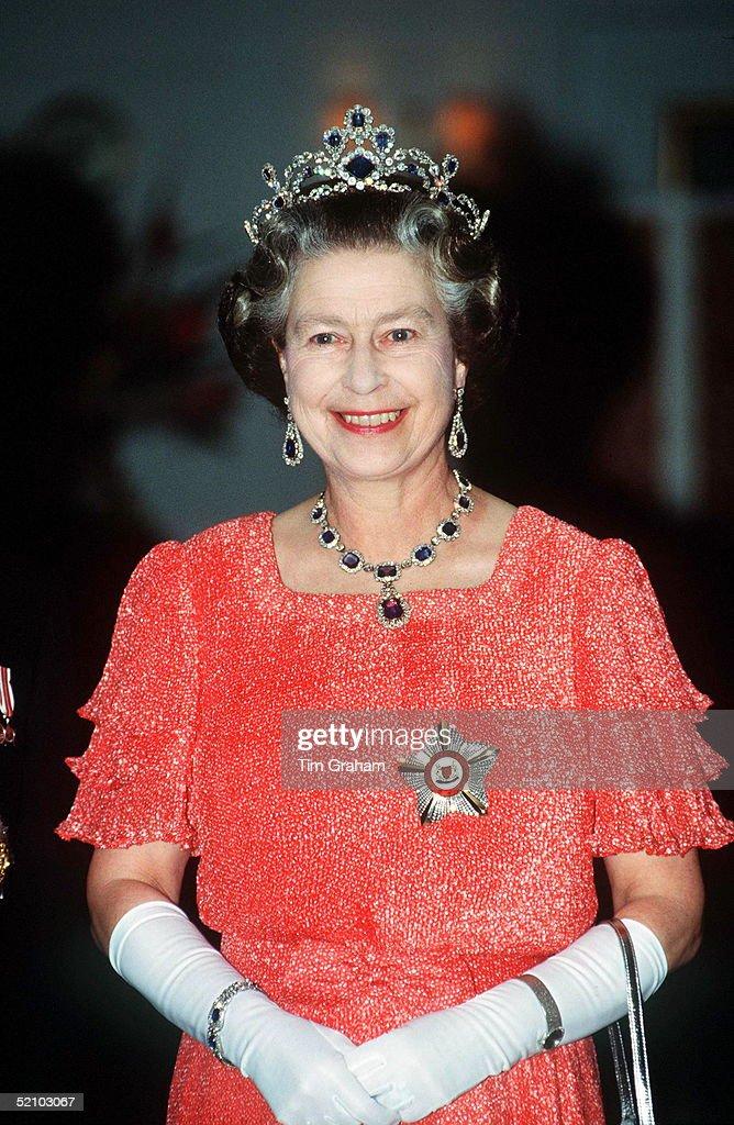 Queen Ceremonial : News Photo