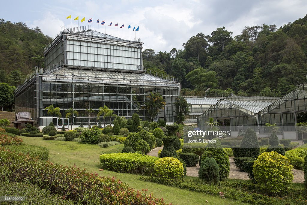 The Queen Sirikit Botanical Garden Was Opened In 1992 And Is Maintained  Under The Auspices Of