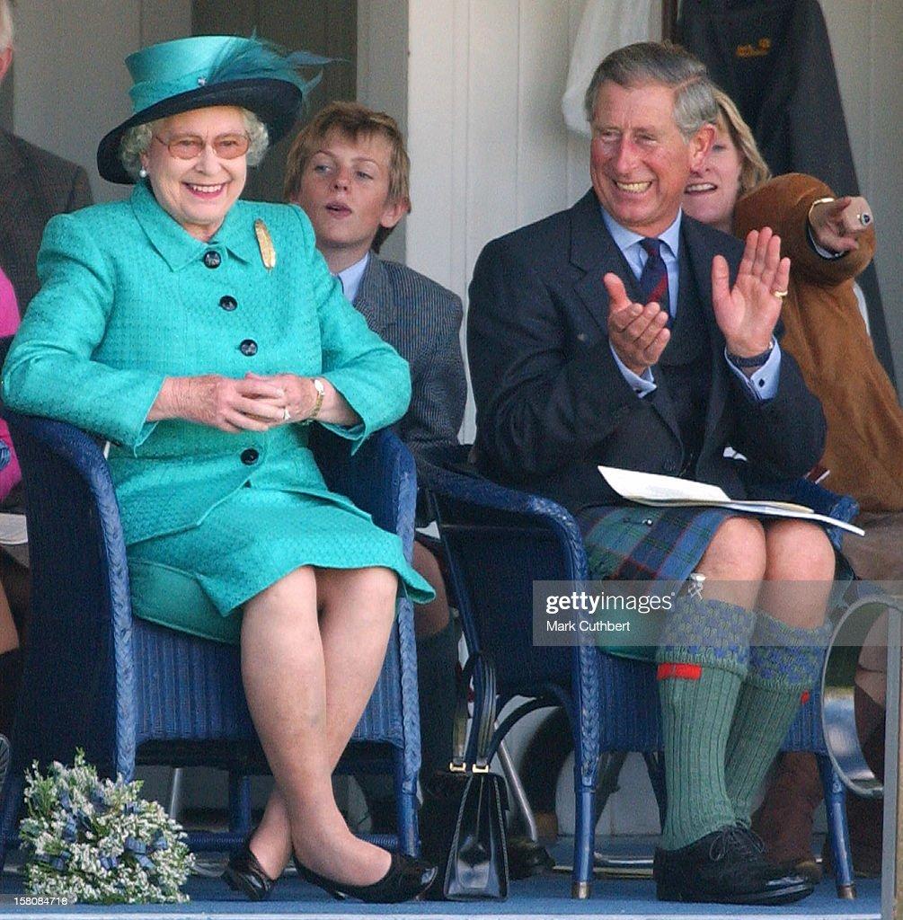 2004 Braemar Highland Games : News Photo
