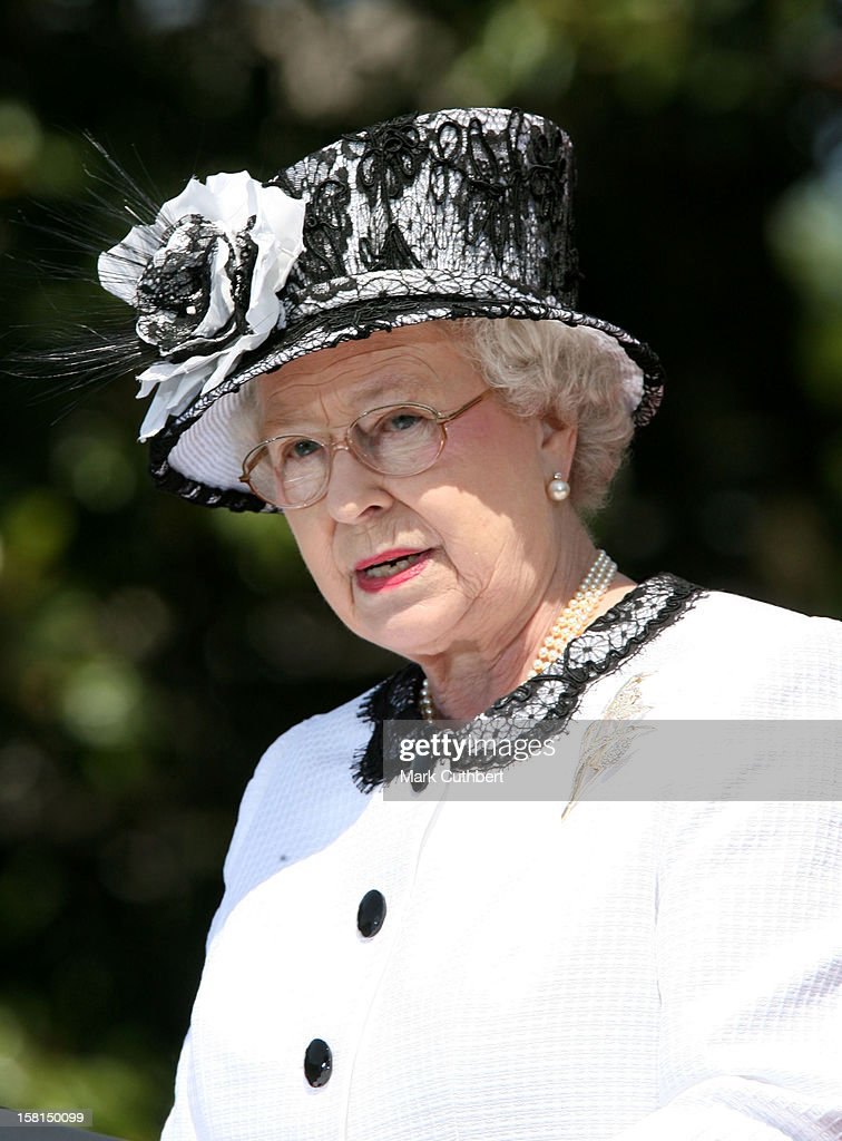 The Queen & The Duke Of Edinburgh'S Sate Visit To America : News Photo