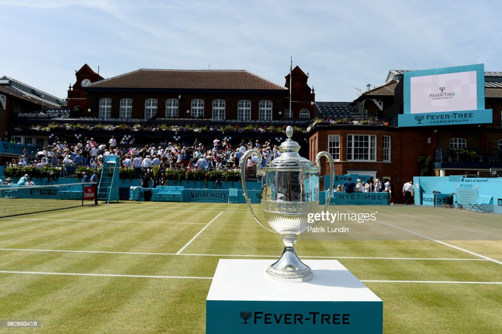 Fever-Tree Championships - Day Seven