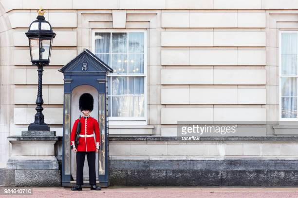 the queens guard - england stock pictures, royalty-free photos & images
