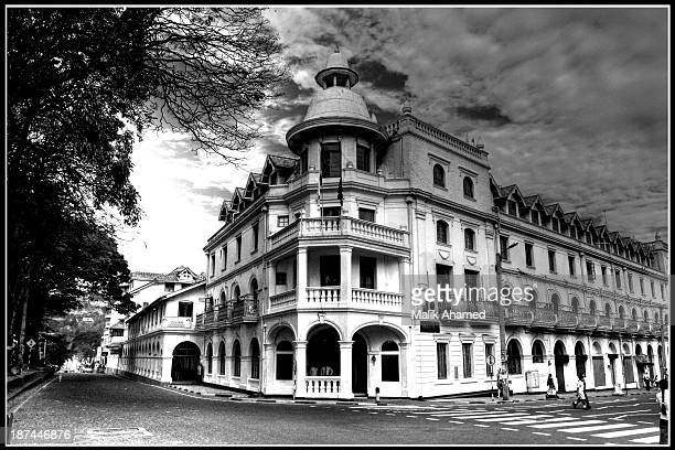 CONTENT] The Queen's Hotel is a 54 room British Colonial style luxury hotel located at central hill capital Kandy in Sri Lanka Located in the center...