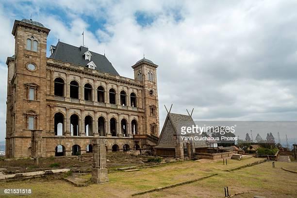 The Queen's palace Rova,upper town, Antananarivo, Madagascar