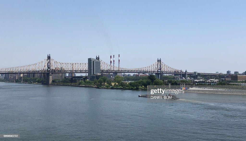 US-CITYSCAPE-NEW_YORK_CITY : News Photo