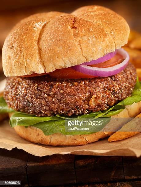 La Quinoa Hamburger