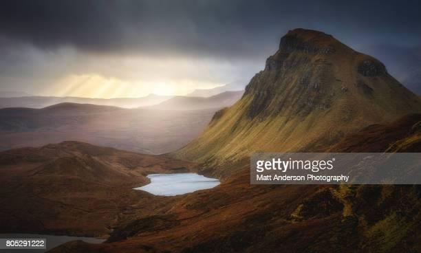 The Quiraing - Trotternish Ridge Light - Scotland #2