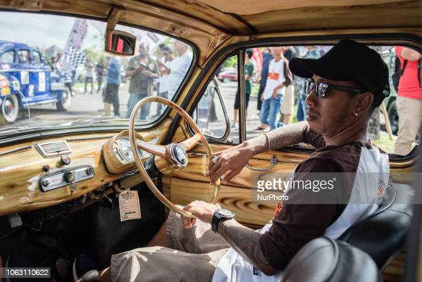 The quotEmphaty Tour Lombokquot has been held by the Indonesian Vintage and Classic Cars Association as a form of concern for the earthquake disaster...