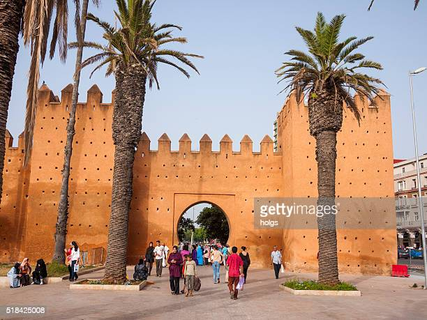 Le Rabat Medina au Maroc