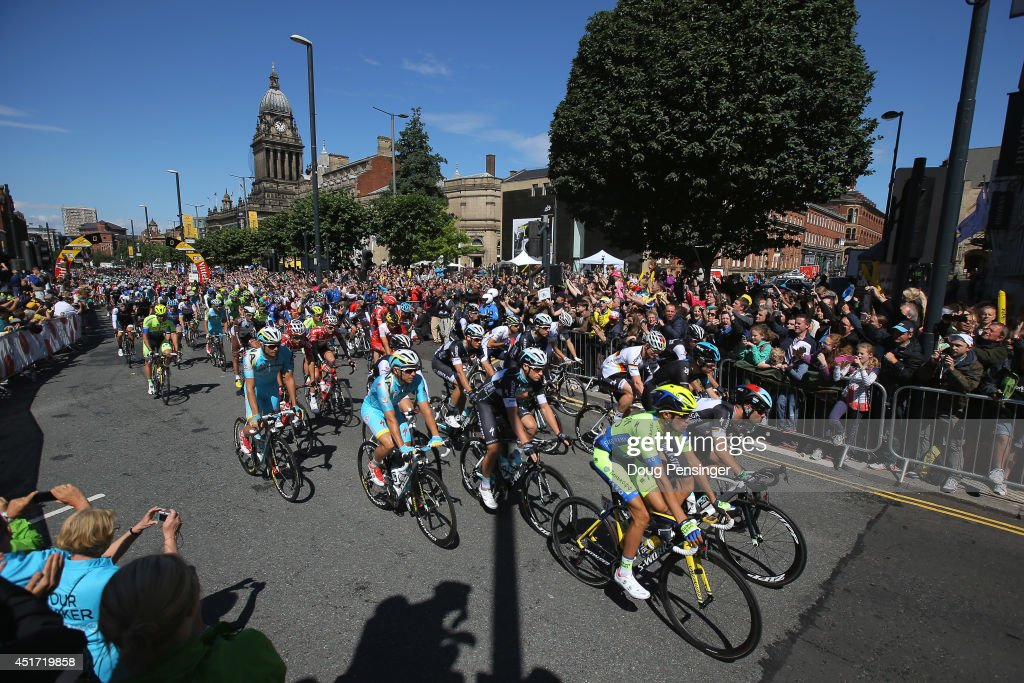 Le Tour de France 2014 - Stage One : News Photo