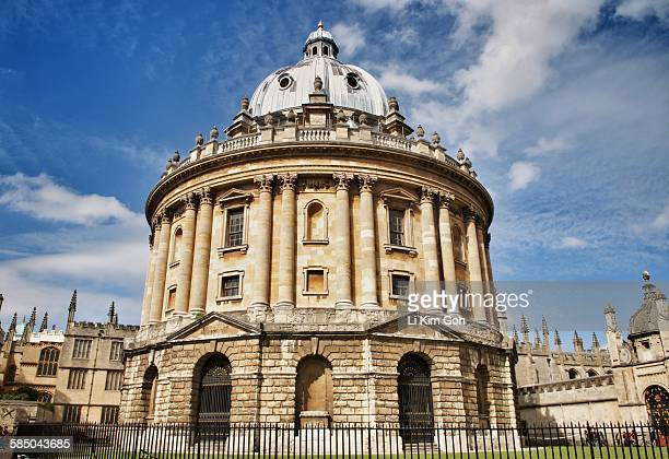 The Radcliffe Camera Oxford England