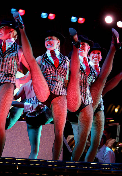 "4th Annual ""Broadway Under The Stars"" with the Radio City Rockettes"