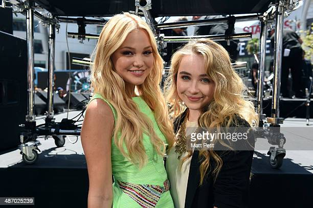 AWARDS The Radio Disney Music Awards PreShow Festival featuring free performances by Island Records' The Vamps Hollywood Records' Sabrina Carpenter...