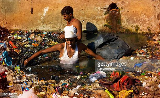 CONTENT] The ragpickers of Mumbai collect tons of garbage each day but they are not recognized by the city as a workforceThis river is treated like...