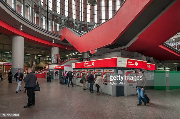 CONTENT] The railway station Madrid Puerta de Atocha is the largest railway station in the capital The station connects the city with all the suburbs...