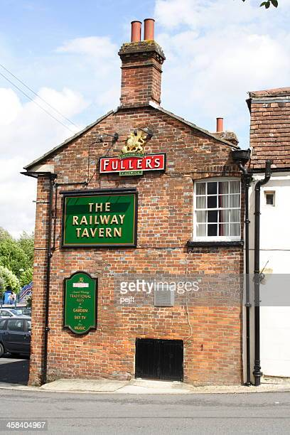 The Railway Tavern English Pub