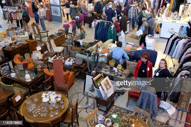 The Rake of Nuevo Futuro with more than 80 stalls dedicated to restoration antiques decoration fashion or culture Collection is intended for foster...