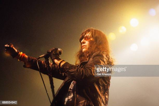 The Ramones Joey Ramone Luna Theater Brussels Belgium