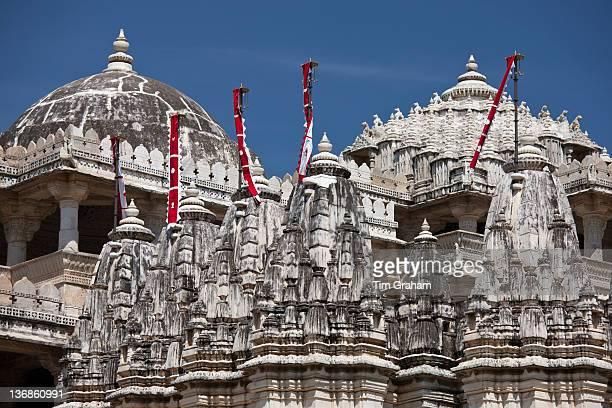The Ranakpur Jain Temple at Desuri Tehsil in Pali District of Rajasthan Western India