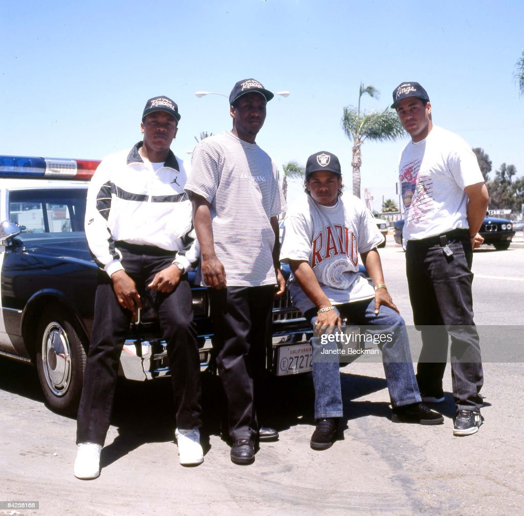 "30 Years Since the Album ""Straight Outta Compton"" Released by N.W.A."