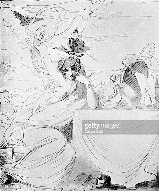 'The Rape of the 'The Rape of the Lock' Poem written by Alexander Pope Caption reads 'Belinda's Toilet' AP English author poet 21 May 1688 30 May...