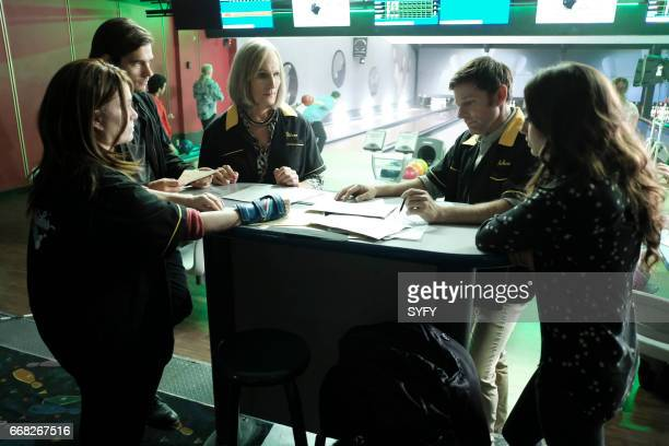 THE MAGICIANS The Rattening Episode 211 Pictured Jason Ralph as Quentin Bobbi Charlton as Silver Mackenzie Astin as Reynard Stella Maeve as Julia