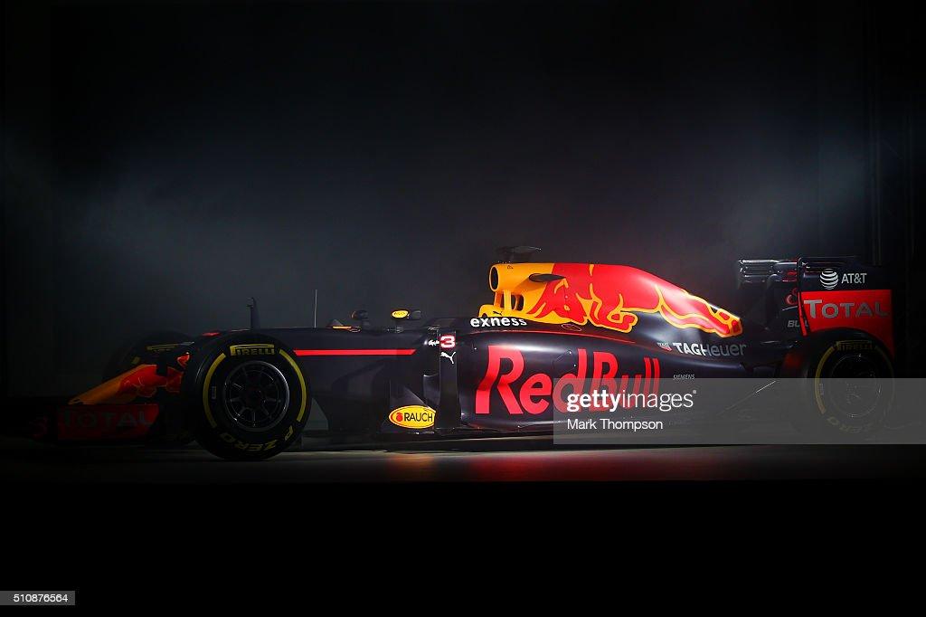 PUMA & Red Bull Racing Launch 2016 Livery & Teamwear : News Photo