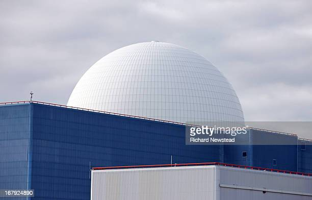 CONTENT] The reactor dome at Sizewell B nuclear power station Sizewell Suffolk August 3rd 2010