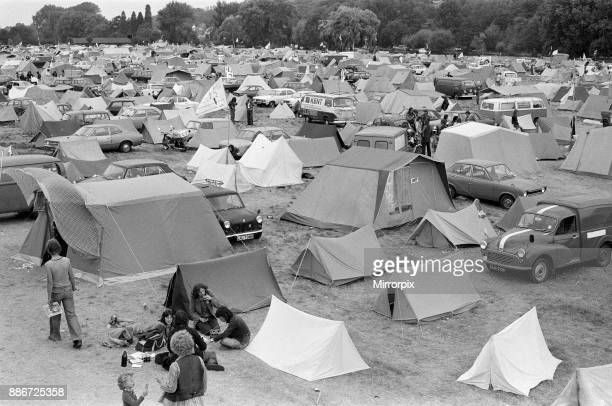 The Reading Festival held at Little John's Farm, 27th August 1976.