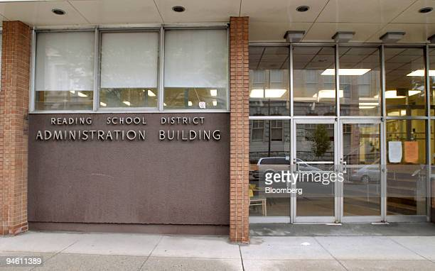 The Reading School District Administration building on June 2007 in Reading, Pennsylvania. The Reading School District, which educates 18,323...