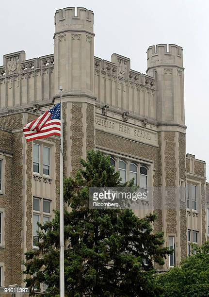 The Reading Senior High School is part of the Reading School District's network of educational institutions Monday, June 2007 in Reading, Pa. The...