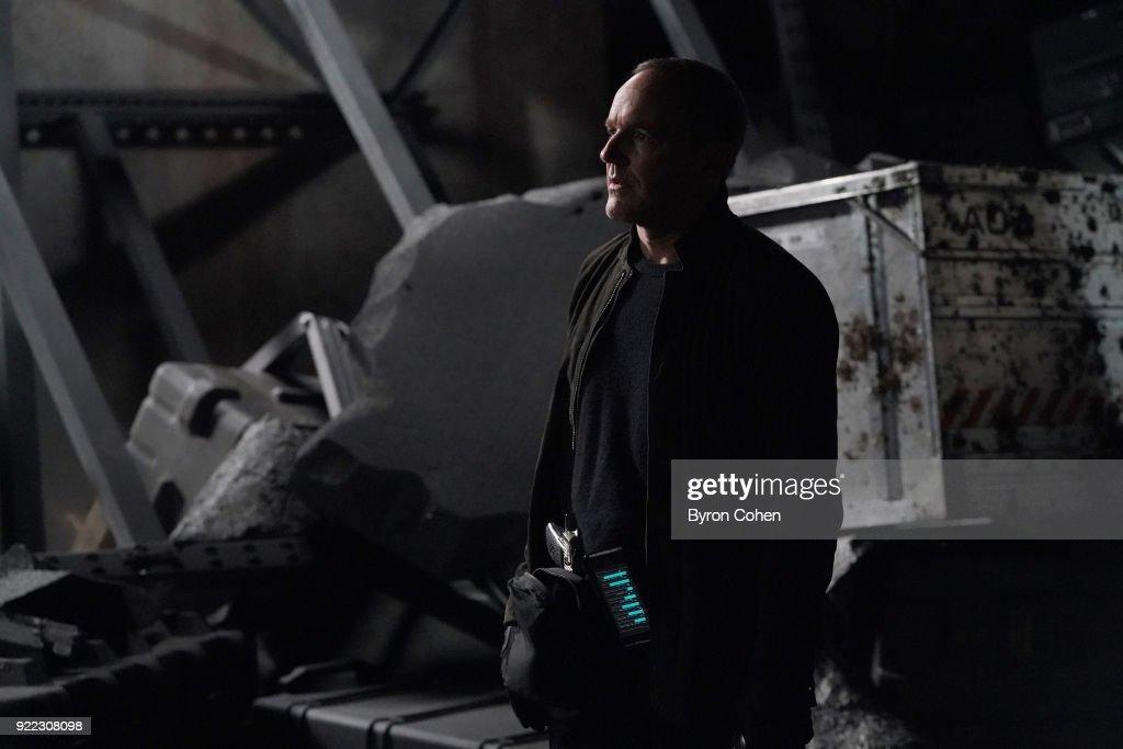 ABC's 'Marvel's Agents of S.H.I.E.L.D.' - Season Four : News Photo