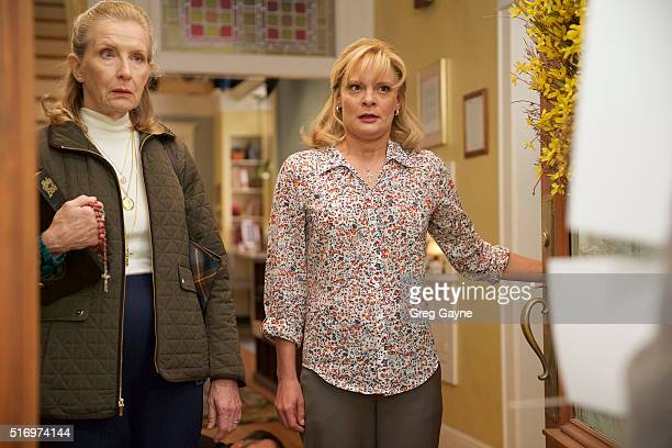 NEALS 'The Real Grandma' When Eileen's strict Catholicabiding mother Grandma Agnes arrives unannounced at the O'Neals' home Eileen has her family...