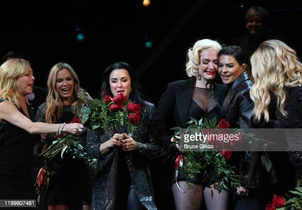 "The Real Housewives of Beverly Hills"" cast Sutton Stracke, Teddi Mellencamp, Kyle Richards, Erika Jayne as ""Roxie Hart"", Lisa Rinna and Dorit Kemsley..."