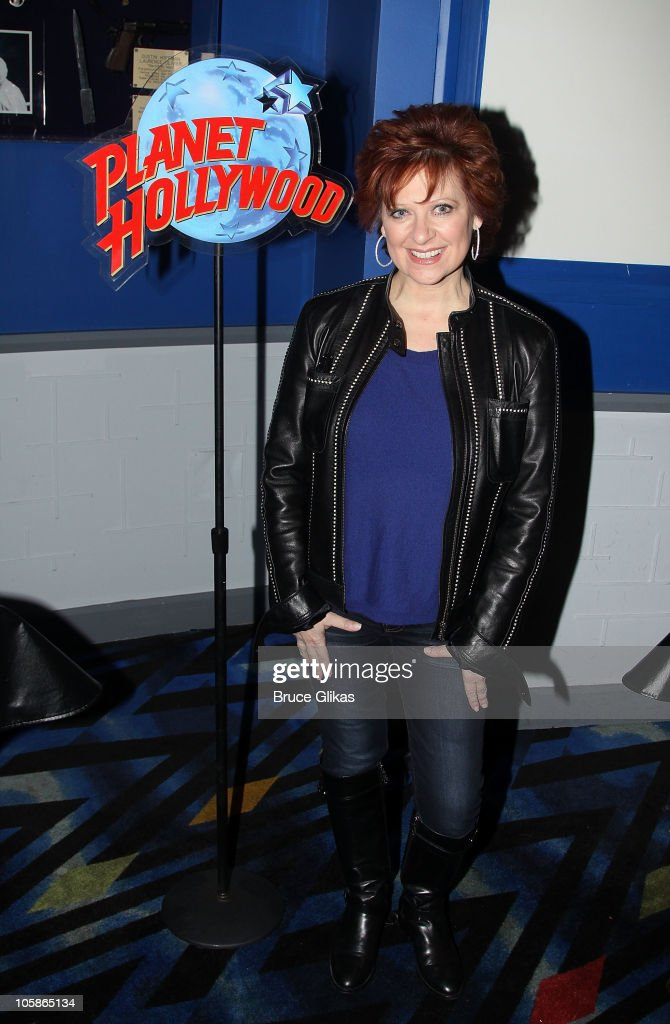 """""""The Real Housewives Of New Jersey"""" Visit Planet Hollywood Times Square"""