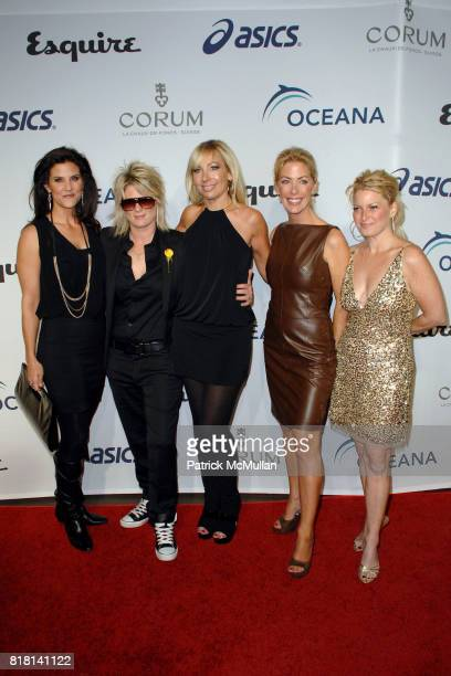 The Real L Word Cast attends Esquire House LA Oceana Benefit at Esquire House LA on November 13 2010 in Los Angeles California