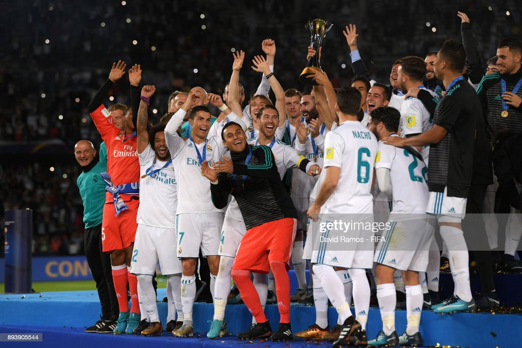 Gremio v Real Madrid: Final - FIFA Club World Cup UAE 2017