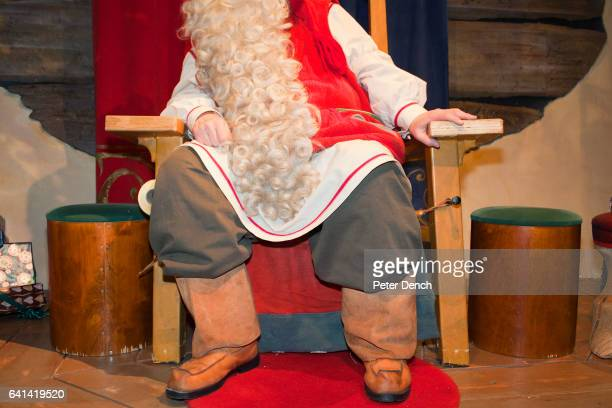 The 'real' Santa Claus He is available to visit every day of the year at the Santa Claus Village in Lapland It is also the location of the main Santa...