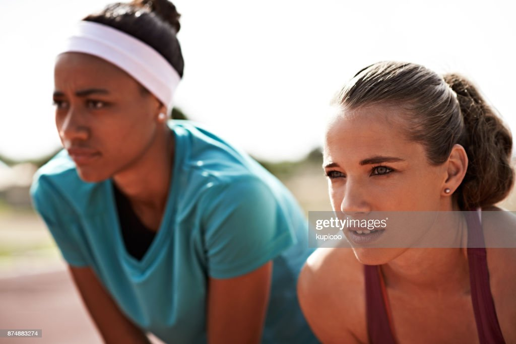 The real workout starts when you want to stop : Stock Photo