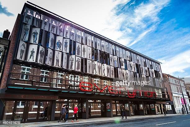 The recently re-opened Everyman & Playhouse theatre in Liverpool.